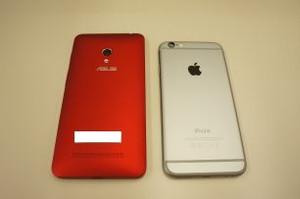 iPhone 6比較